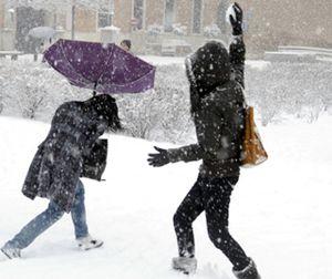 Más de 5.000 alumnos se han quedado sin clase a causa del temporal