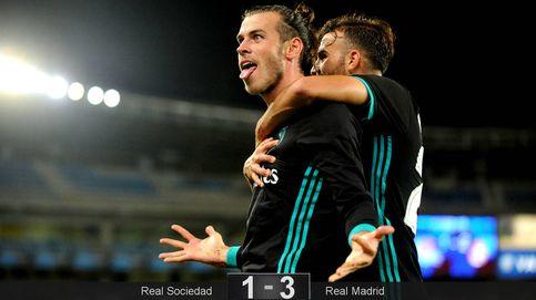 Bale despierta del letargo y Mayoral se convierte en una alternativa real al '9'