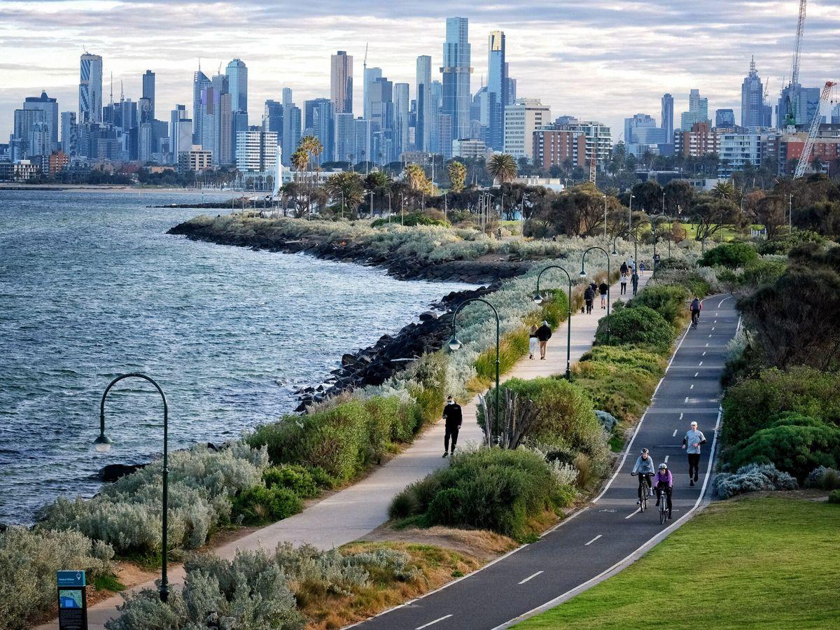 Foto: Skyline de Melbourne. (Reuters)