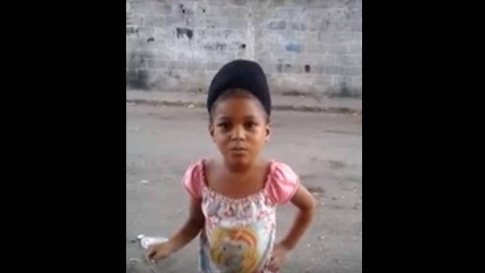Las críticas de una niña al presidente Maduro sobre la situación en Venezuela: No tengo agua, comida ni medicina