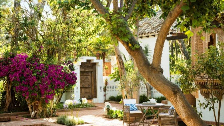 Un rinconcito del Marbella Club, un clásico de la Costa del Sol. (Foto: Cortesía)