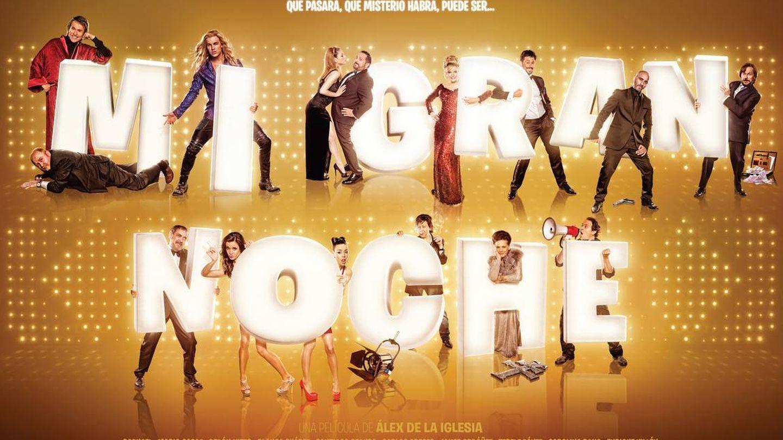 Cartel de 'Mi gran noche'