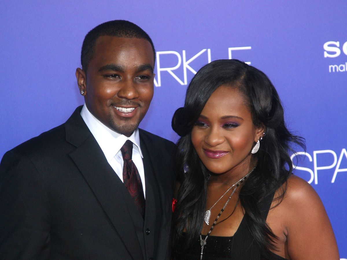 Foto:  Bobbi Kristina Brown y Nick Gordon. (Getty)