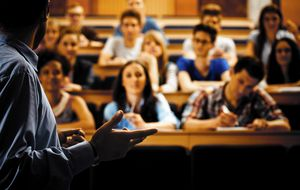 """""""El de profesor universitario es uno de los trabajos más tóxicos"""""""