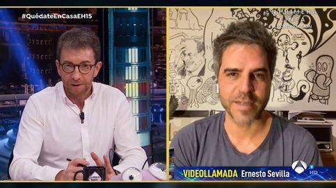 'El hormiguero': el momento más ridículo de la infancia de Ernesto Sevilla