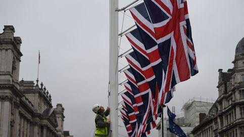 El PIB británico creció un 2,1 % en agosto, menos de lo esperado