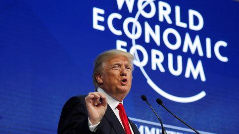 Trump en Davos: No toleraré más que se incumplan las reglas comerciales