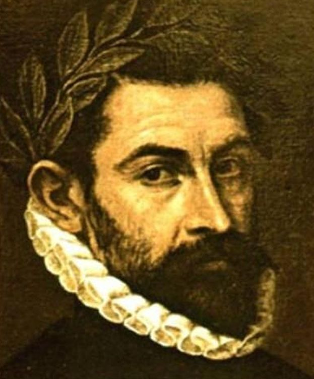 Foto: Retrato de Juan Ortiz de Zárate.