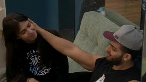 'GH 16' - Sofía y Ricky siguen cariñosos pese a la bronca de los contra-alegatos