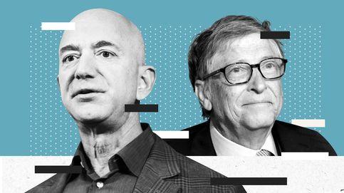 Todo lo que Jeff Bezos aprendió del paso atrás de Bill Gates en Microsoft