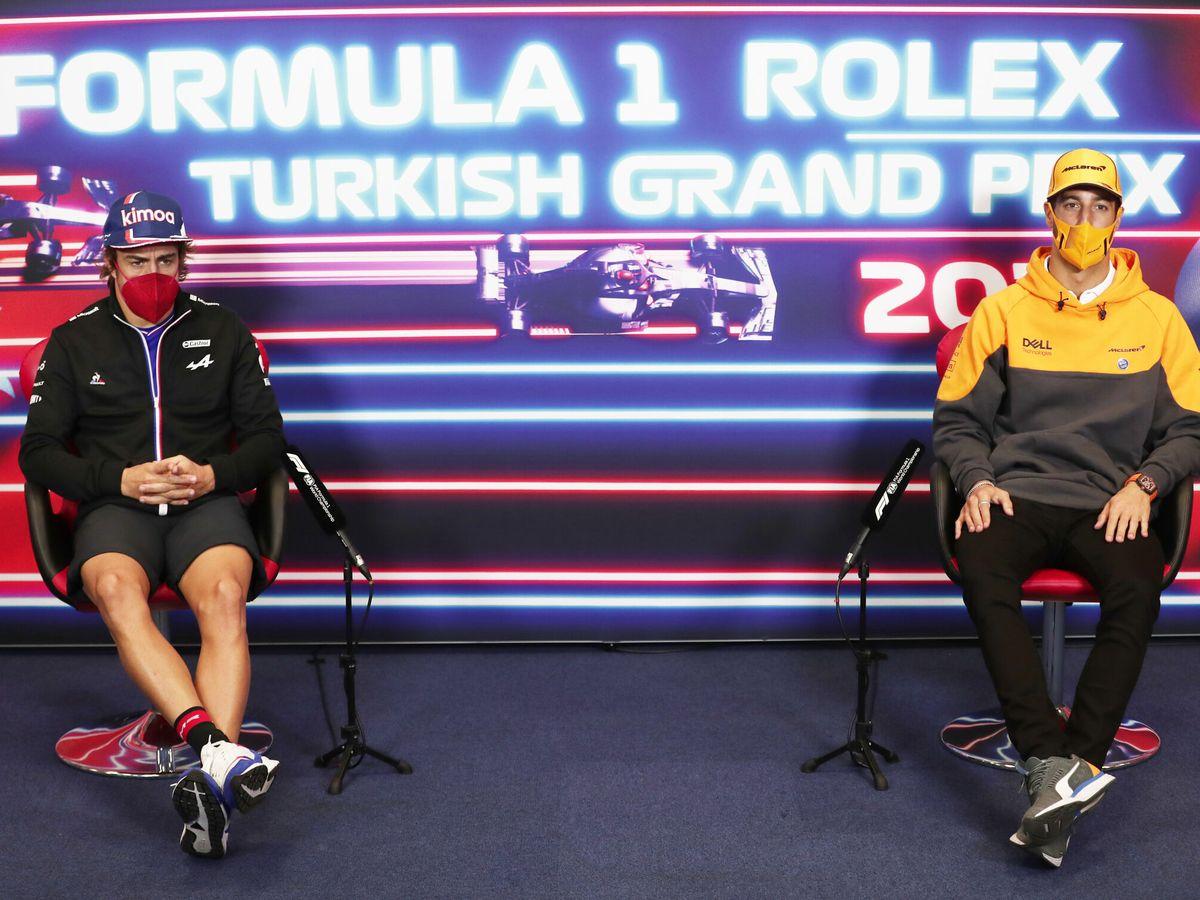 Foto: Gran Premio de Turqui