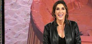 Post de Paz Padilla y Kiko Hernández se mofan de Barneda en los pasillos de Telecinco