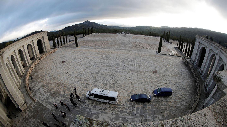 Vista general del Valle de los Caídos. (EFE)