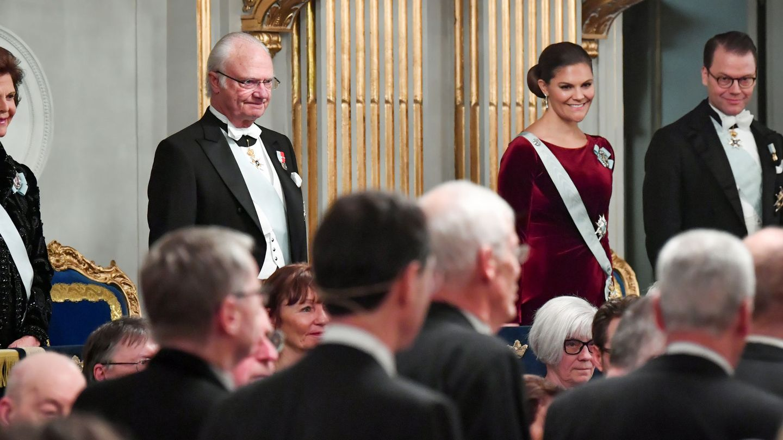 Los reyes con los herederos. (Reuters)