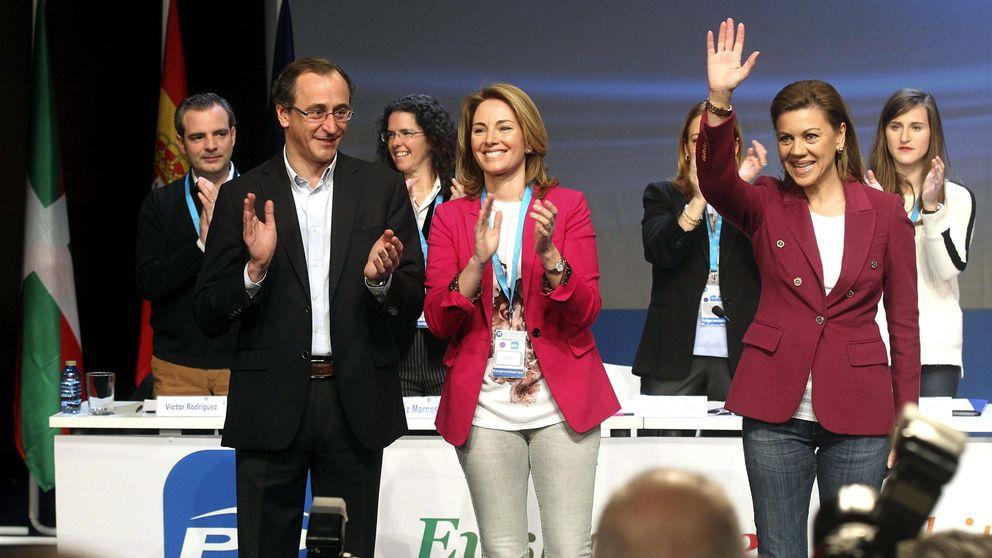 Alonso 'carga' contra Quiroga y podría ser candidato a 'lehendakari'