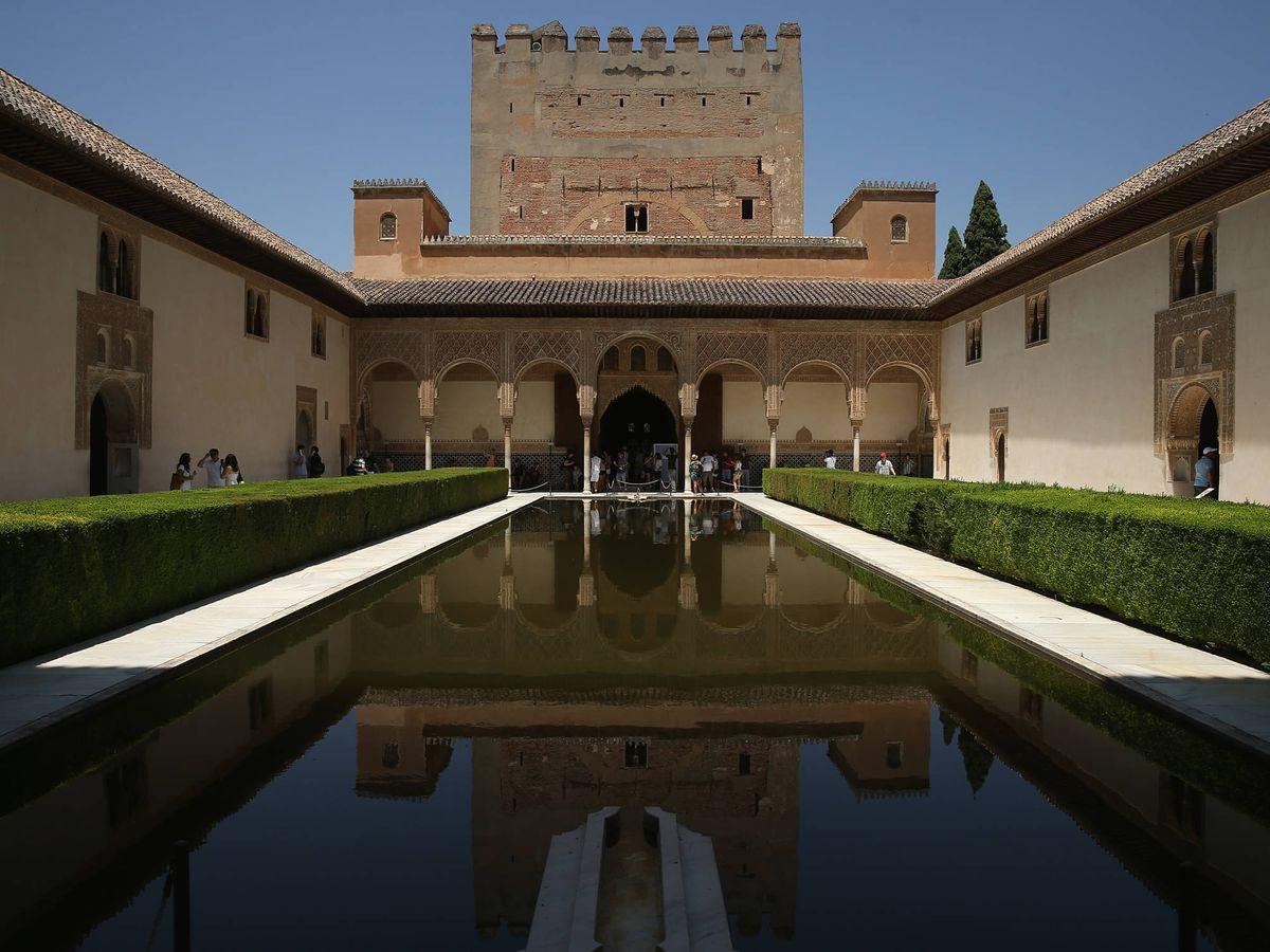 Foto:  La Alhambra de Granada. (Getty)