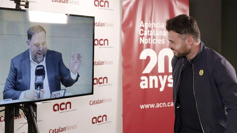 La Junta Electoral permite que Junqueras cierre desde prisión la campaña de ERC