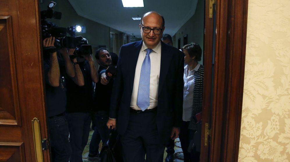 Foto:  El presidente del Tribunal de Cuentas, Ramón Álvarez de Miranda. (EFE)