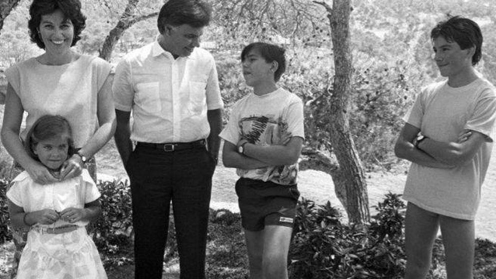 La hija de Felipe González: Me acuerdo del primer día que fui a un súper