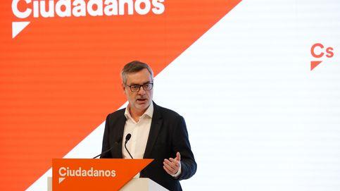 Villegas invita a dar un paso a un lado a quien no asuma el no de Cs a Sánchez