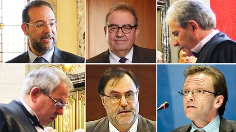 Lesmes, Picazo, Teso... Quién es quién en el polémico pleno de las hipotecas