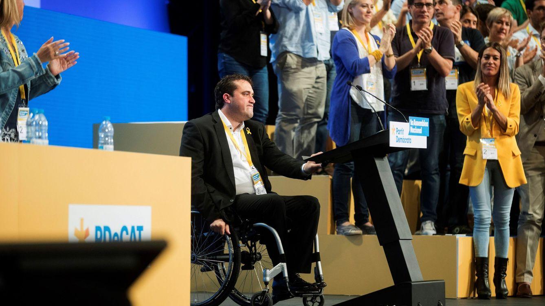 La toma del control de Puigdemont en el PDeCAT complica la estabilidad a Sánchez