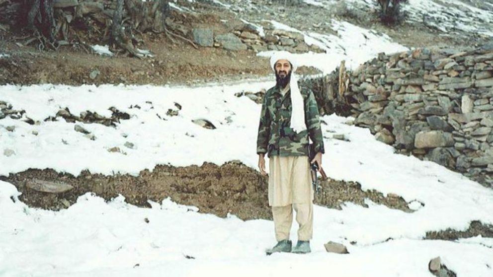 Bin Laden: las imágenes del refugio secreto donde se escondió salen a la luz