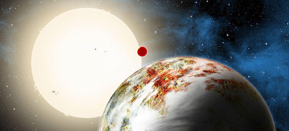 Foto: Descubren un nuevo tipo de planetas: las megatierras