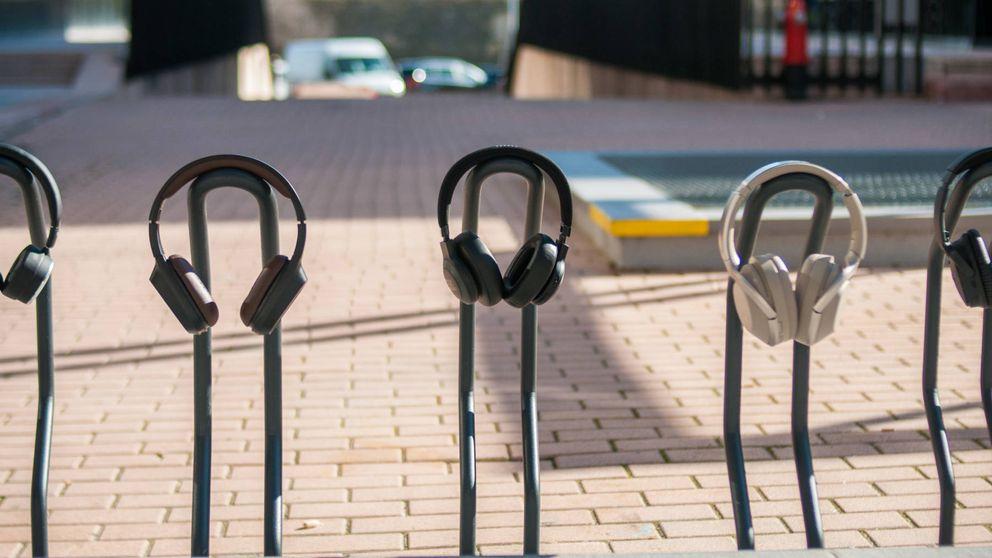 Probamos los 5 mejores cascos bluetooth con cancelación de ruido: el silencio es esto