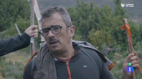 Raúl Cimas desvela en TVE cuánto gana, Andreu Buenafuente juega al despiste