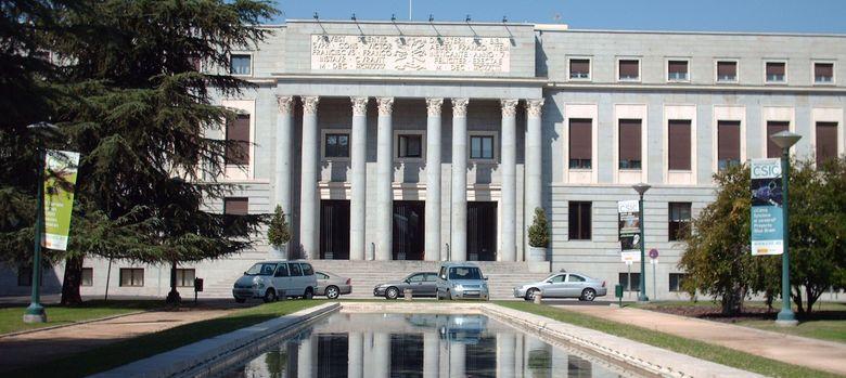 Foto: La sede del CSIC en Serrano 117, Madrid (EFE)