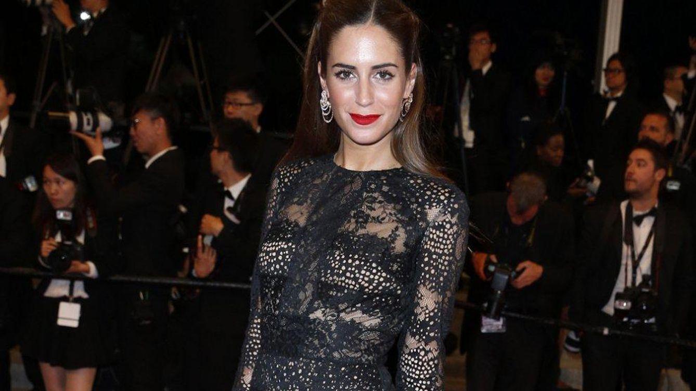 Foto: La modelo Gala González en la última edición del Festival de Cannes (Gtres)