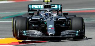 Post de El vapuleo de Mercedes (y Bottas) a Ferrari con la diferencia más grande del año