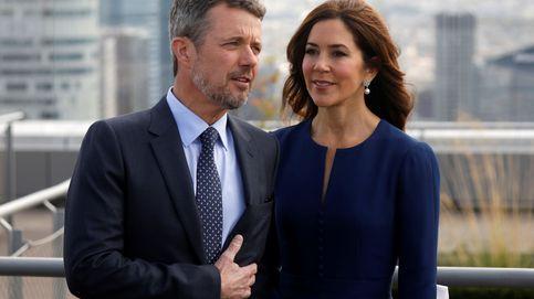 Mary y Federico repiten un año más su acto más polémico (y ajenos a las críticas)