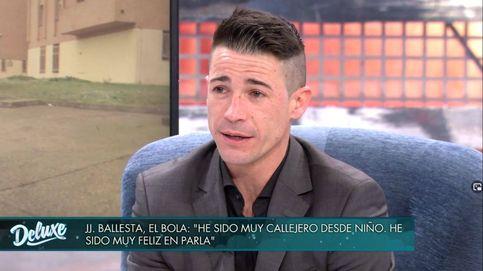 Juan José Ballesta en 'Sálvame': de la mentira sobre 'Masterchef' a la negativa a Jorge Javier