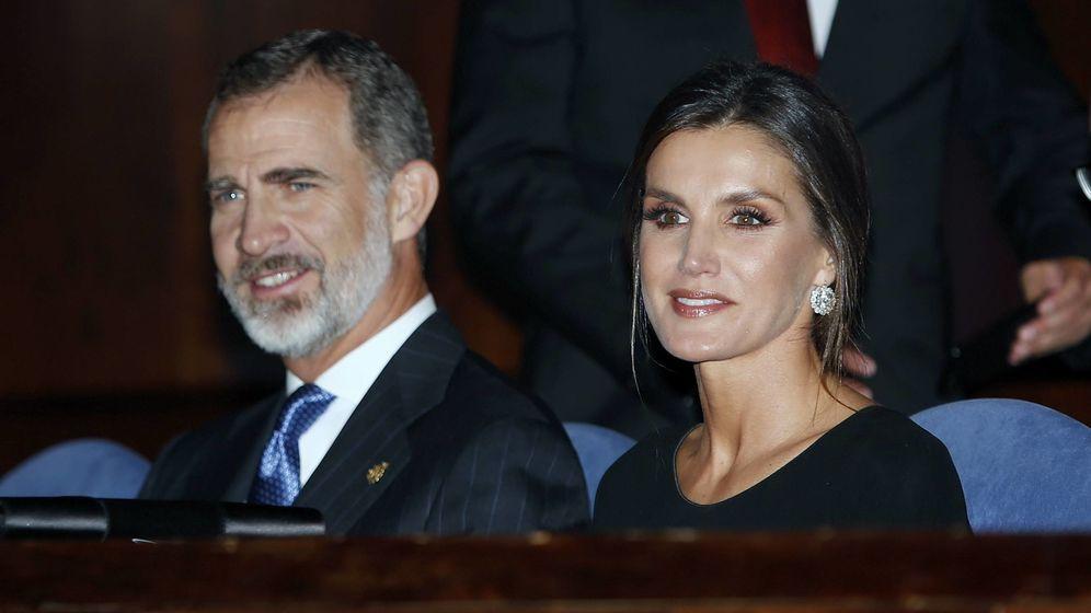 Foto: Imagen del Concierto Princesa de Asturias 2018. (Cordon Press)