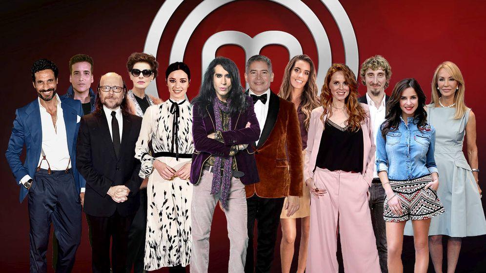 Foto: Casting de 'Masterchef Celebrity 3'