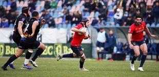 Post de Rifirrafe entre los jugadores de rugby de España y Rumanía tras su partido
