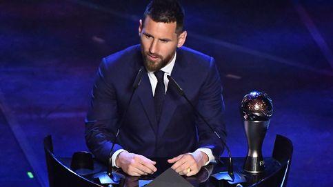Yo no voté por Messi, el escándalo en The Best que salpica al del Barcelona