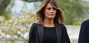 Post de Zara pone a la venta el vestido capa de Melania Trump que siempre quisimos