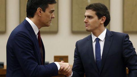 C's, inflexible con Sánchez, espera que no aborde la consulta con Puigdemont