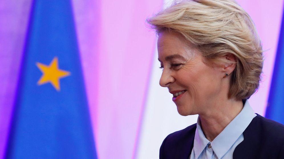 Foto: Ursula von der Leyen, presidenta electa de la Comisión Europea. (Reuters)