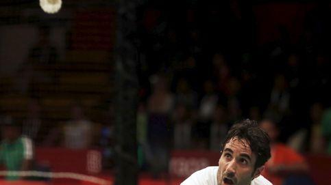 Abián y Corrales caen en el Mundial de bádminton y sólo queda Carolina Marín