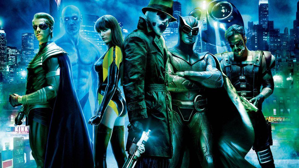 El creador de 'Perdidos' trabaja con HBO en la adaptación de 'Watchmen'