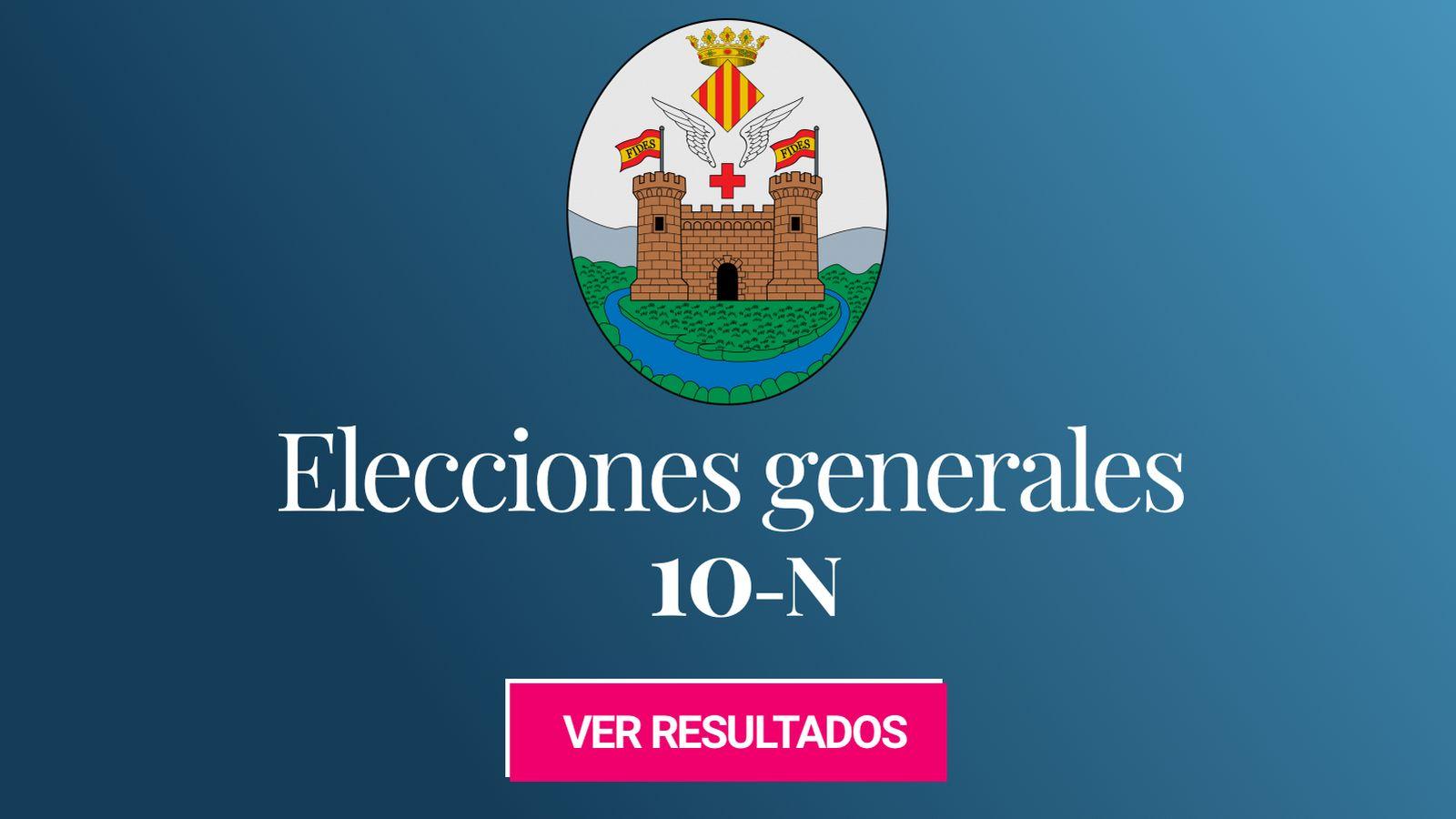 Foto: Elecciones generales 2019 en Alcoy. (C.C./EC)