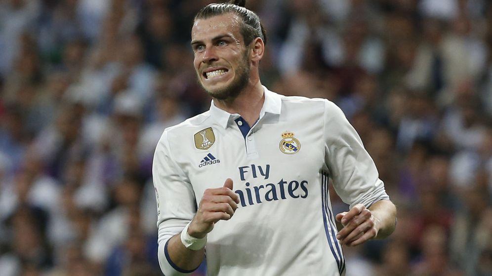 Foto: Gareth Bale durante un partido de Liga. (Reuters)