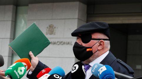 Villarejo dice que iba al PP escondido como cuando contactaba con Daesh en el desierto