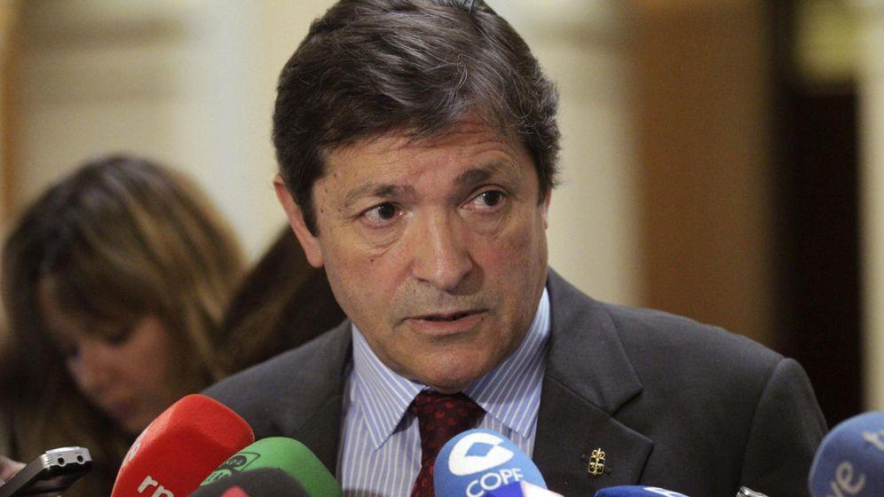 Foto: El presidente socialista en funciones del Principado de Asturias, Javier Fernández. (EFE)