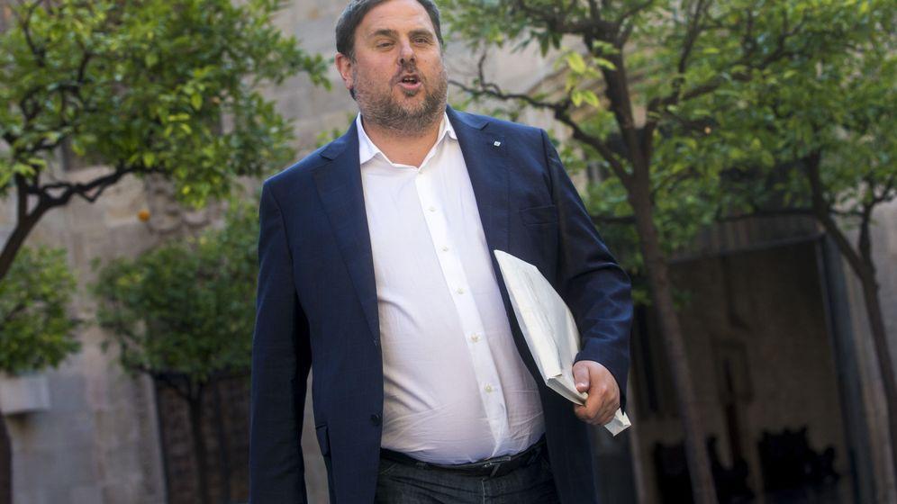 Foto: Oriol Junqueras, en una imagen de archivo. (EFE)