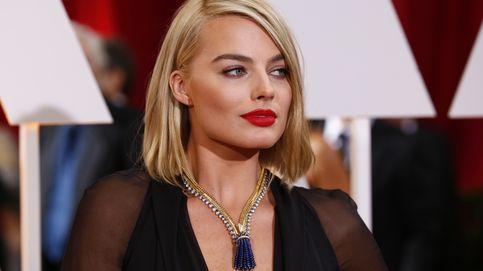 Margot Robbie, una 'loba' con un millón y medio de dólares al cuello en la gala de los Oscar